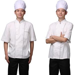 Đồng phục đầu bếp 02